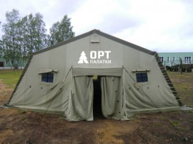 Особенности палаток М-10 и М-30