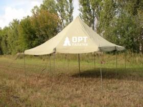 Бескаркасные палатки