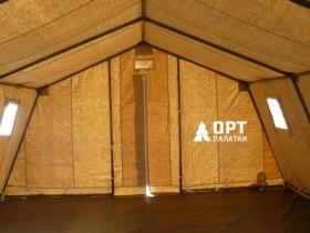 Однослойные палатки