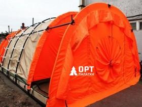 Двухслойные палатки