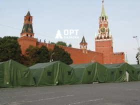 Палатки ПВХ