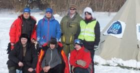 Международная гонка на собачьих упряжках «Волга Квест 2017»