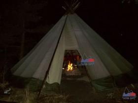 Готовимся к выпускному вечеру — праздничный шатер на смену душного банкетного зала