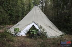 Купить палатку для кемпинга «Тундра 25» теперь можно в новой комплектации
