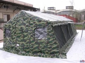 Палатки НПФ ОРТ с 20 по 23 мая на выставке в Москве