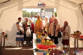 Престольный праздник в храме св. апостолов Петра и Павла при больнице им. И. И. Мечникова