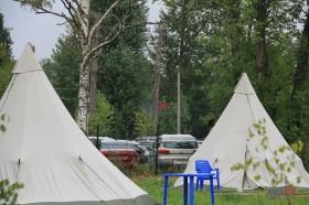 Палаточный Кемпинг в Ленинградской области «Camp Tom Russia»