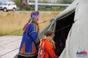Брезентовая палатка «Тундра» взамен традиционному чуму жителей Ямала