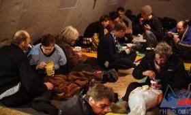 Зимняя палатка «Памир-36» — убежище для бездомных