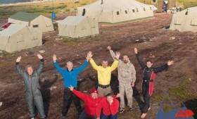 Палатка УСБ-56 М — центр жизни в полевом спортивном лагере