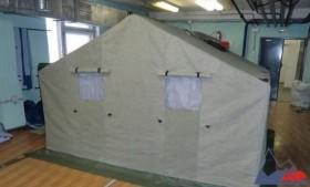 Палатка для экспедиции и кемпинга «Геолог-2»