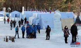 «Памир-30» и «Скандия» — палатки для лагеря «Экспедиция Арктика»