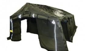 Палатка для кемпинга «Памир Делюкс» на выставке в Казани