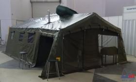 Палатка для кемпинга покорила Казань