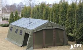 Кемпинговая палатка «Памир Делюкс» для выставки в Перми