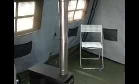 Кемпинговая палатка «Памир Делюкс» на выставке «Комплексная безопасность 2015»