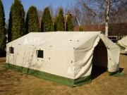 Брезентовая четырехместная палатка Геолог-4