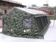 Армейская палатка штабная камуфляж