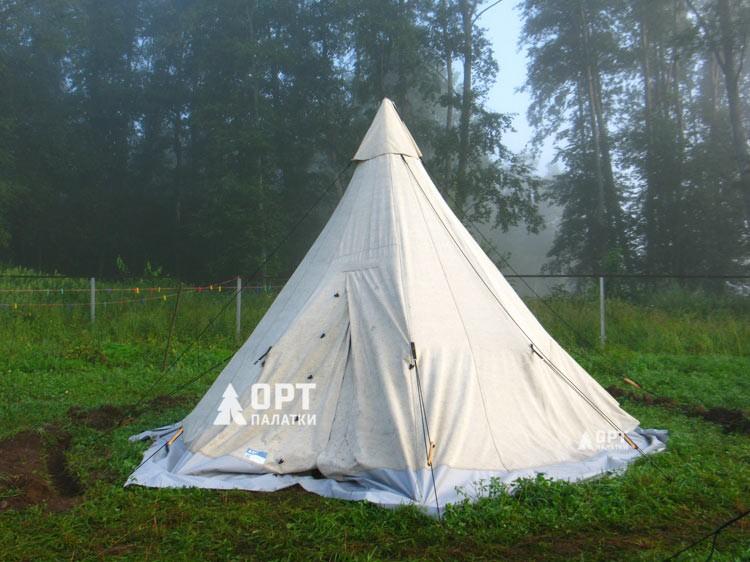 Палатка Тундра-8