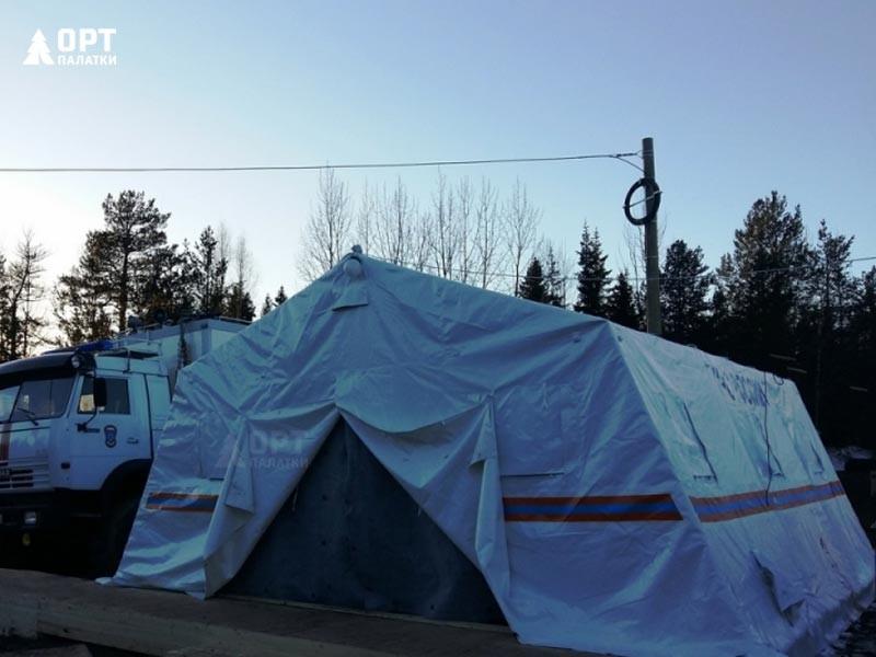 Палатка М-30 МЧС