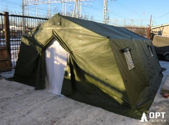 Палатка десятиместная