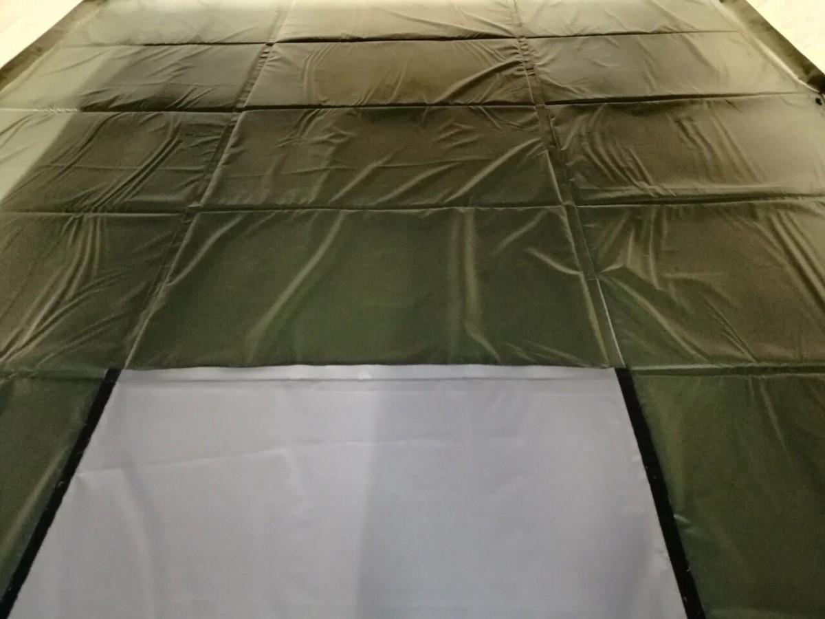 Утепленный пол для палаток