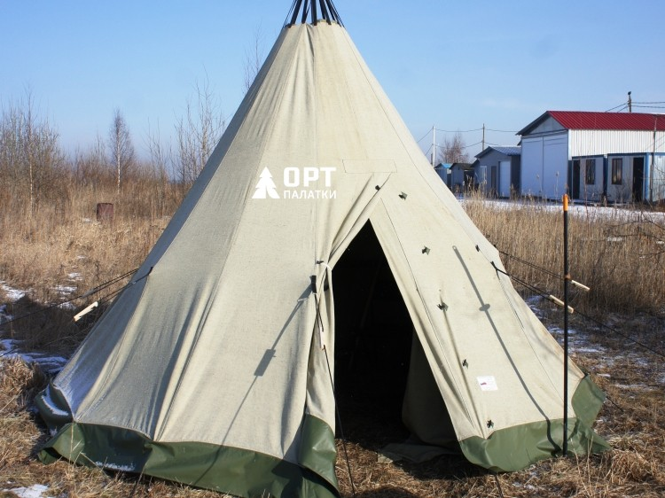 Палатка Тундра 4