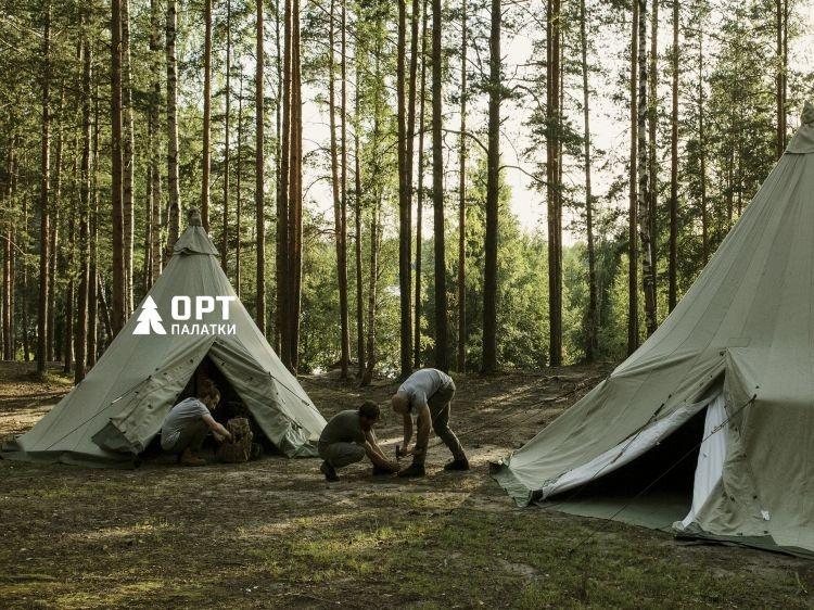 Палатка Тундра 16