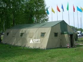военные палатки
